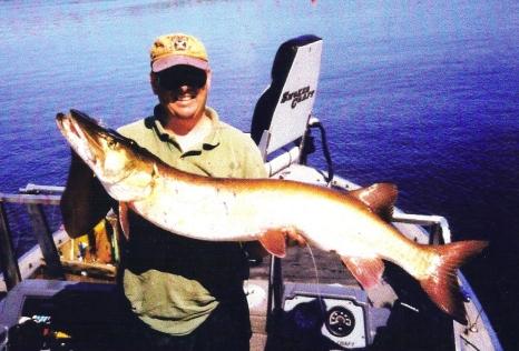 Eddy Telemetry Fish 2 2000